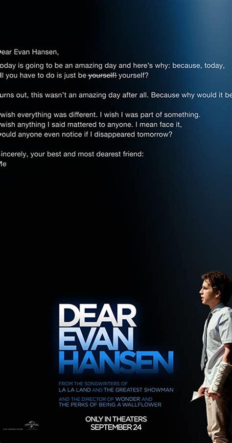 Dear Evan Hansen (2021) - Marvin Leon as Skye - IMDb