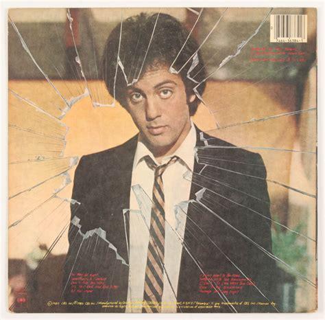 """Billy Joel Signed """"Glass Houses"""" Vinyl Album Cover (PSA ..."""