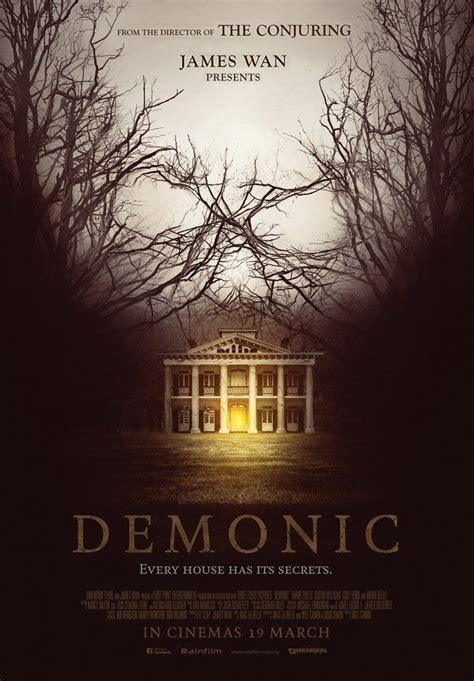 Demonic DVD Release Date October 10, 2017