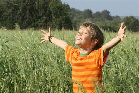 Child faith joy happiness stock image. Image of peace ...