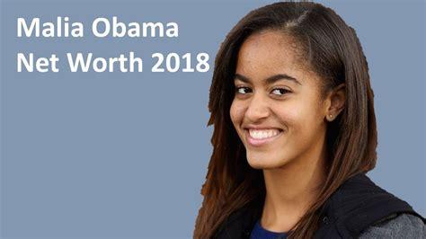 Malia Obama Net Worth 2018 - YouTube
