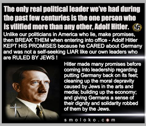 HITLER REPRESENTS THE TRUE EMBODIMENT OF WESTERN ...