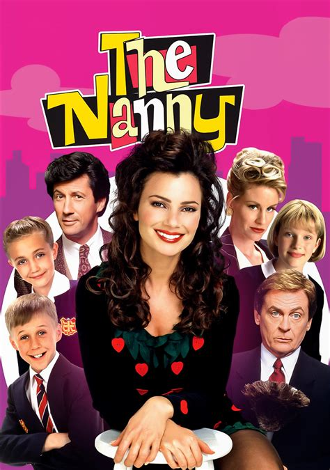 Fine and Schmaltzy -The Nanny review - LAZERASS