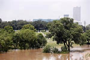 ... massive flooding, May 27, 2015 in Houston. (Eric Kayne/Getty Images