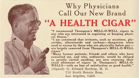 Outrageous vintage cigarette ads - CBS News