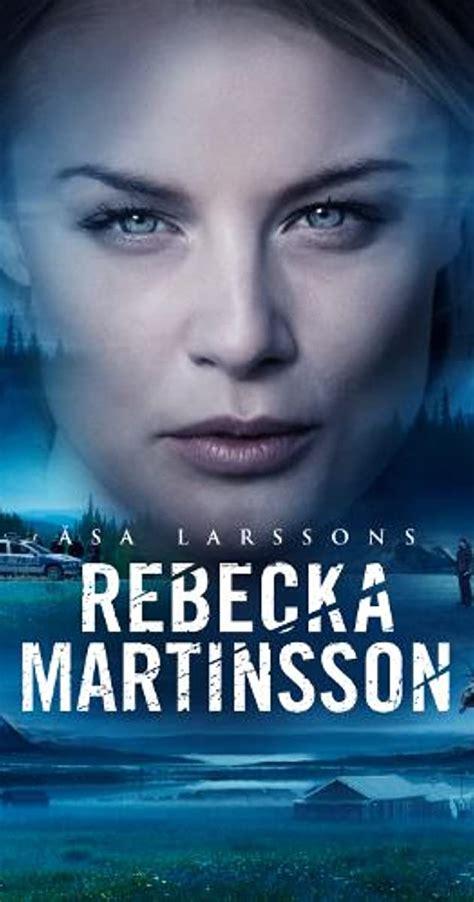 Rebecka Martinsson (TV Series 2017- ) - IMDb