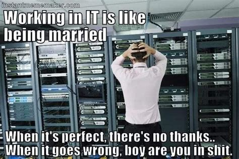 Pin by RavenHawkTech on Funny IT stuff | Computer humor ...