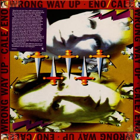 Brian Eno & John Cale - Wrong Way Up - Vinyl LP - 2020 ...