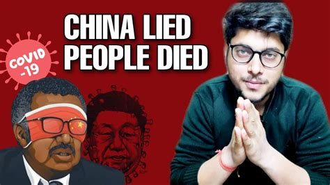 CHINA LIED, PEOPLE DIED! - YouTube