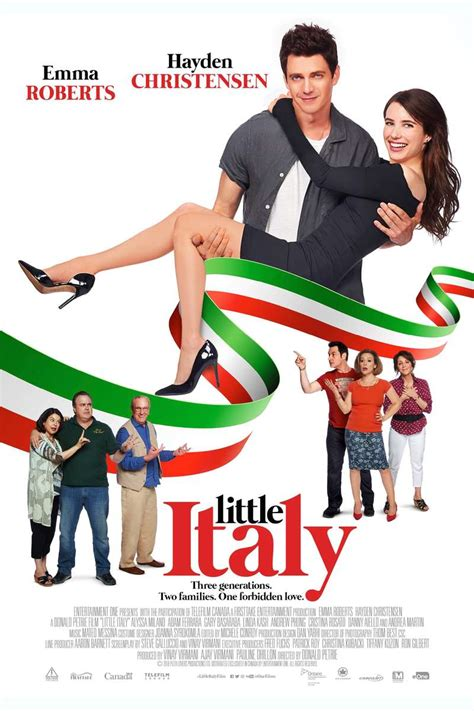 Little Italy DVD Release Date November 20, 2018