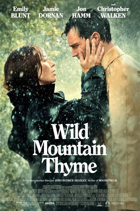 New Poster for 'Wild Mountain Thyme' Starring Emily Blunt ...