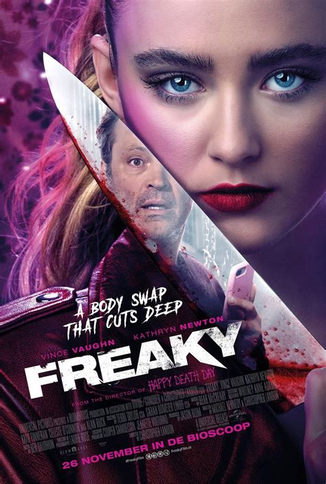 One More Trailer for 'Freaky' Body Swap Slasher with Vince ...