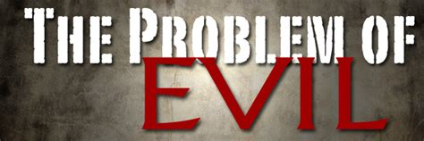 The Problem of Evil | David Lindner