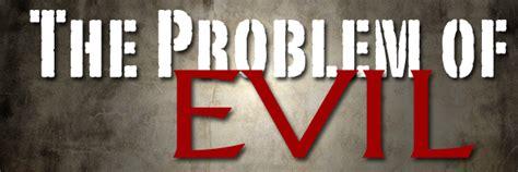 The Problem of Evil | David Lindner