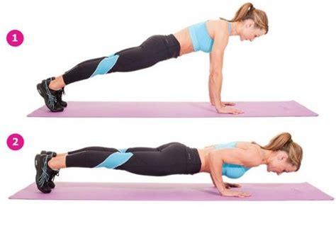The Push-Up Progression: How To Go From 0 to 20 Push-Ups ...