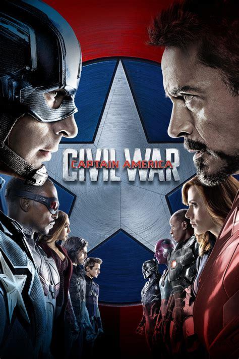 Captain America: Civil War (2016) - Posters — The Movie ...