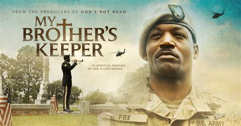 My Brother's Keeper | In Theaters March 19, 2021