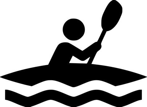 Kayak Svg Png Icon Free Download (#546770 ...