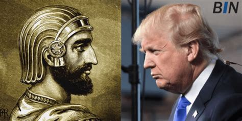 Messianic Trump-Cyrus Connection Revealed Through Hebrew ...