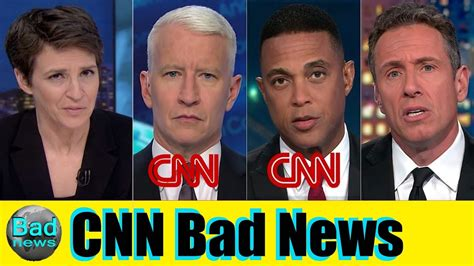 Bad News for CNN NEWS as ratings Plummets Downwards - YouTube
