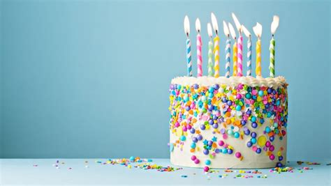 The Real Reason We Put Candles On A Birthday Cake