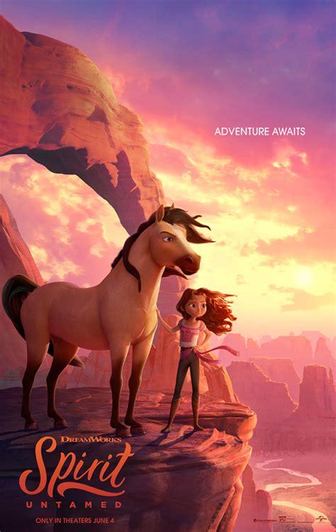[TRAILER] DreamWorks' 'Spirit Untamed' Rides Free ...