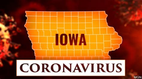 23 new cases of COVID-19 in Iowa, including second ...