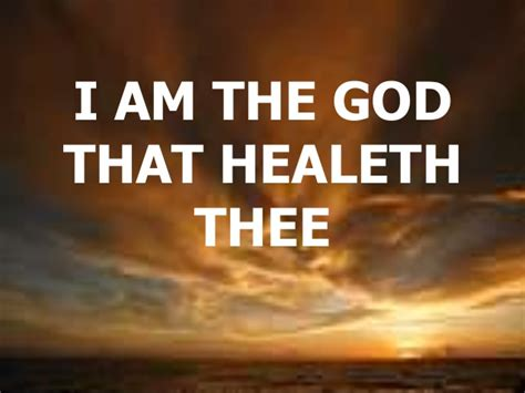 No Disease or Sickness is From God » Christian Truth Center