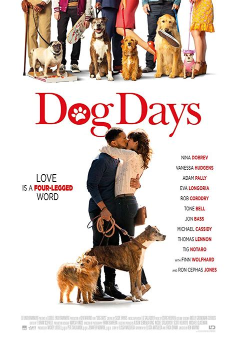 Film Review: Dog Days - blackfilm.com/read | blackfilm.com ...