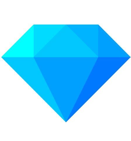 Blue diamond Open Refine logo