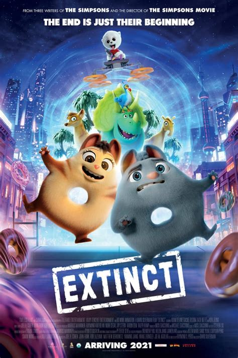 Extinct (2021) — The Movie Database (TMDb)