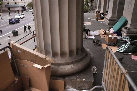 San Francisco's summer of urine and drug-addicted homeless - SFGate