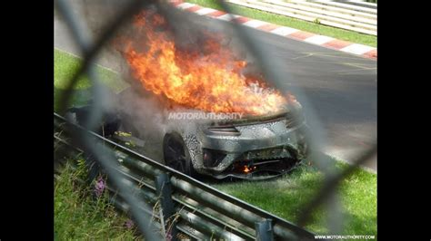 2016 Acura NSX Fire, Hellcat Driven, Tesla At The 'Ring: The Week In Reverse - YouTube