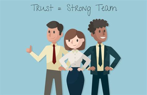 Strong Teams Start with Trust: 5 Ways to Build Trust - Invoicebus Blog