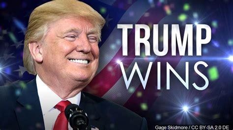 ELECTION 2016 - Reactions to Donald Trump's win