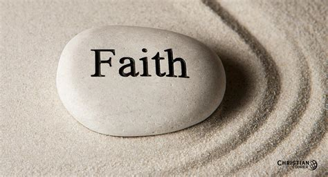 What Is Faith in Christ? : Christian Courier