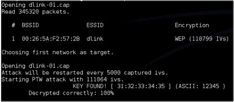 Step By Step Kali Linux and Wireless Hacking Basics WEP ...