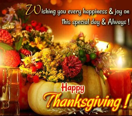Happy Thanksgiving Wishes 2019 For Friends, Family ...