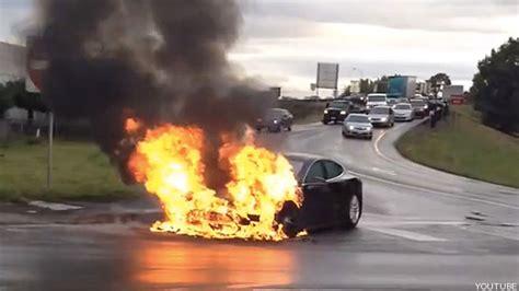 Video: Elon Musk speaks on the first Tesla Model S fire