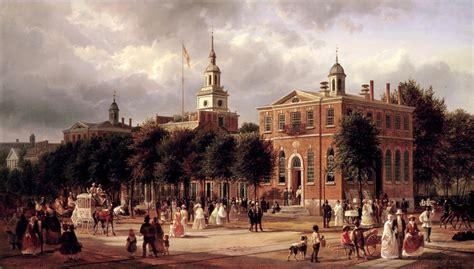 Photos: Independence Hall Through the Years - Curbed Philly