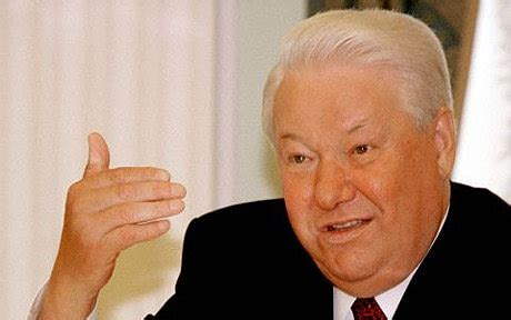 Boris Yeltsin - Telegraph