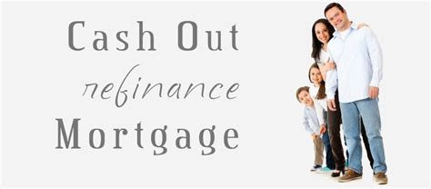 cash out refinance loan