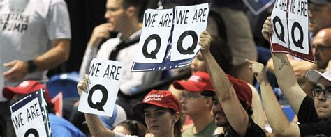 White House dodges 'QAnon' questions as conspiracy theory ...