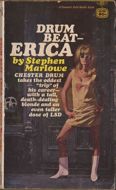 Drum Beat - Erica | Stephen Marlowe