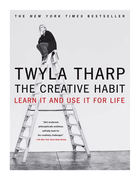 The Creative Habit | Book by Twyla Tharp | Official ...