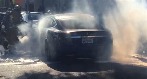 Tesla Fire Closes Santa Monica Blvd. - WEHOville