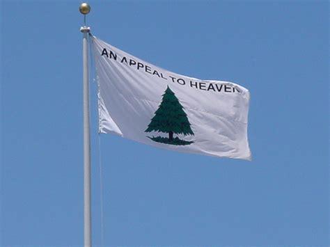 Image - An Appeal To Heaven flag.JPG - San Francisco ...