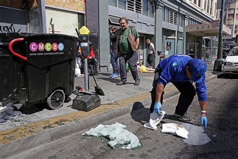 SF Mayor Mark Farrell aims more money at city's filthy streets - San Francisco Chronicle