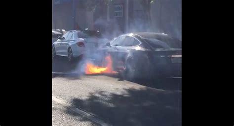 'Extraordinarily Unusual': Tesla Reacts to LA Car Fire - Sputnik International