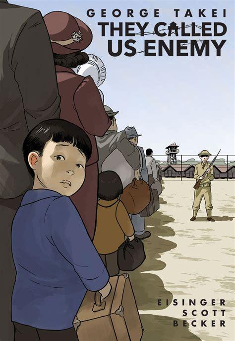 IDW Announces George Takei Graphic Novel Memoir 'They ...